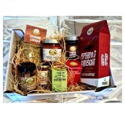cesta natalizia 8 prodotti