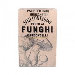 Pesto ai funghi